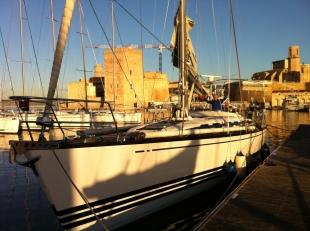 Met Kees in Marseille, oktober 2012