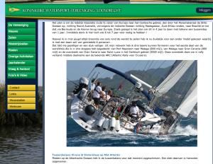 De website van de KWVL